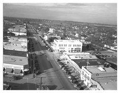 Downtown Yuba City ~ c.1938