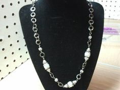 My favorite piece to date Necklace Bracelet by JEWELRYBYTWYLA, $45.00