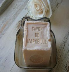Vintage French Soap Dish Marseille