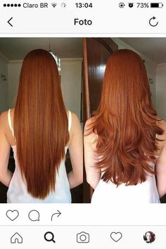 Pin by Angie Gonzalez on trending reds spring 2019 in 2019 Copper Blonde Hair Color, Hair Color Auburn, Auburn Hair, Cool Hair Color, Auburn Balayage, Balayage Hair, Hair Inspo, Hair Inspiration, Stylish Hair