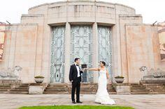 Seattle Asian Art Museum - possible wedding venue ;)