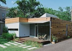 green-container-house