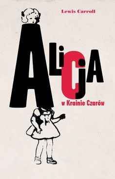 Polish Book Cover Contest. Emmanuel Polanco, Alice in Wonderland