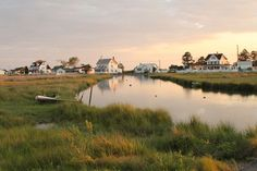 Tangier Island, VA, where my Mom was from