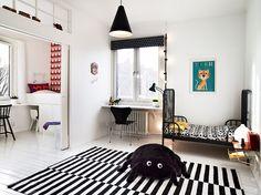 Love the Spider Pillow! via home-designing.com #Spider_Pillow #home_designing
