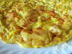 frittata al pecorino #ricettedisardegna #cucinasarda #sardinia #recipe