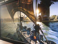 Assassin's Creed Origins leaked screenshot
