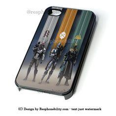 Destiny Shooter Action Game iPhone 4 4S 5 5S 5C 6 6 Plus Case , iPod 4 – Resphonebility