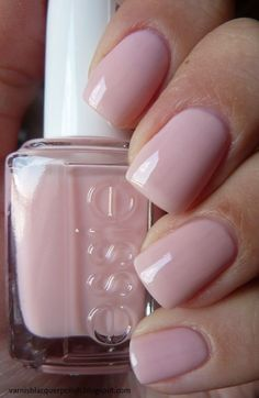Essie Muchi Muchi - a little watery in color but that's ok. A very romantic, low key, feminine, pink. ~Carolin