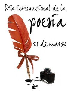 21 de marzo - Día internacional de la poesía