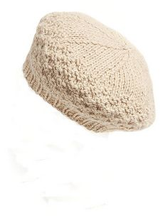 This FREE knitting pattern is perfect for trying out different techniques. There's ribbing, moss stitch and stocking stich on this classic beginner beret. Knitting Club, Knitting Stitches, Baby Knitting, Baby Cardigan Knitting Pattern Free, Knitting Patterns Free, Crochet For Kids, Knit Crochet, Crochet Hats, Knitted Beret