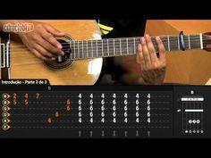 """Video aula de violão com o Patrick Blancos do CifraClub com a música """"Na rua, Na chuva, Na fazenda"""" – Kid Abelha."""