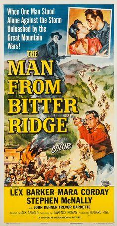 The Man From Bitter Ridge