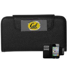 Cal Berkeley Bears NCAA iPhone 5/5S Wallet Case