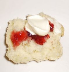 5-cup scones (easy enough the kids can make themselves)