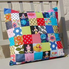almofada artesanal