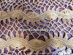 crochelinhasagulhas: Blusa em falso crochê de grampo