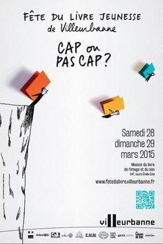 Fête du livre jeunesse de Villeurbanne, France