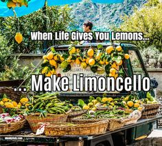 When life give you lemons... visit http://www.miomyitaly.com/cinque-terre-italy.html