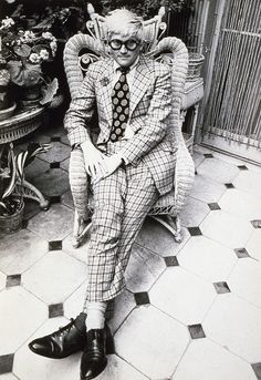 "Cecil Beaton: ""David Hockney"", 1970"