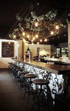 I Could Imagine Having Delicious Gin And Tonics Here, And Perhaps A Maple  Syrup Mixed Drink Because When In Canada. BEST BAR EVER   Resto Bar Suwu,  ...