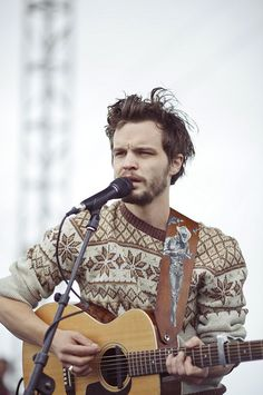 The Tallest Man on Earth / Kristian Matsson — Singer/Songwriter
