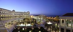 Las Arenas Hotel, Valencia. Delicate Decors and Stunning Sea Views