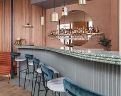 Sella Concept - Restaurant/Bar Design - Omar's Place. London