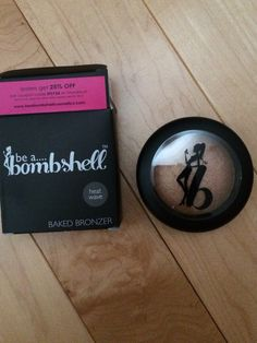 Be a Bombshell Baked