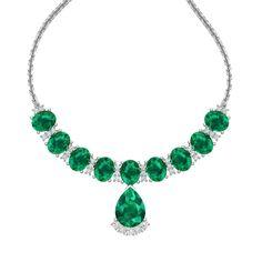 Pearl Jewelry, Gemstone Jewelry, Fine Jewelry, 925 Silver, Sterling Silver, Fashion Jewelry, Women Jewelry, Emerald Stone, Semi Precious Gemstones
