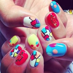 RUSCIA  #nail #nails #nailart