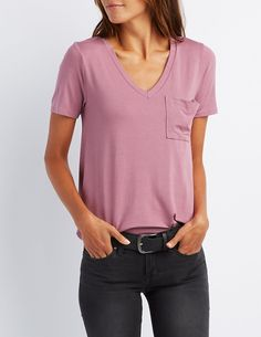 6fd6faef24879 16 Best Charlotte Russe images   Charlotte russe, Blouses, Shirt blouses
