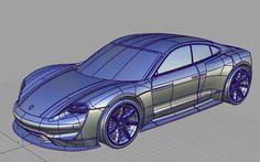 Ознакомьтесь с этим проектом @Behance: «Porsche E _Alias & Vred» https://www.behance.net/gallery/40499777/Porsche-E-_Alias-Vred