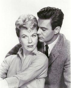 Doris Day and Louis Jourdan