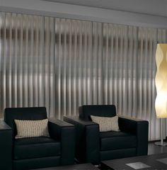 Vertical Aluminium textured aluminium http://www.global-blinds.com/