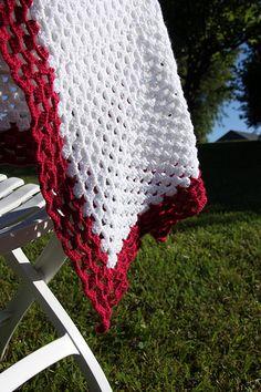 Baby blanket #crochet #DIY