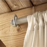 1000 Images About Hanging Curtains Ideas On Pinterest How To Hang Curtains How To Hang And