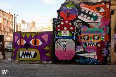 Lucas & Malarky by Hookedblog, via Flickr