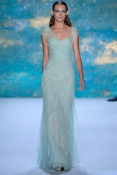 Monique Lhuillier New York Fashion Week Spring/Summer 2013