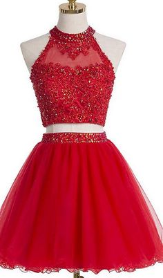 Two Pieces Red Homecoming Dress,Short Prom Dress,Graduation Party Dresses, Homecoming Dresses For Teens sold by liveprom. Shop more products from liveprom on Storenvy, the home of independent small businesses all over the world. 2 Piece Homecoming Dresses, Hoco Dresses, Quinceanera Dresses, Dresses For Teens, Cute Dresses, Formal Dresses, Graduation Dresses, Party Dresses, Dress Party