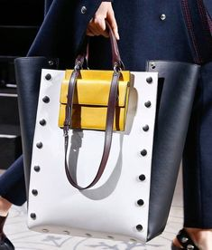 6b34baee906 Are Mulberry s New Bags, the First Runway Collection From Former Céline Bag  Designer Johnny Coca