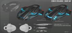 """The Chronos Class Temporal Dreadnought was designed for Star Trek Online's expansion """"Agents of Yesterday."""