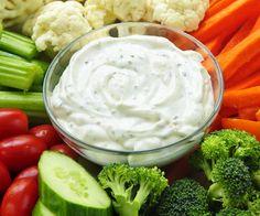 Healthier ranch dressing recipe