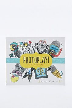 Photo Doodle Book - urban outfitters