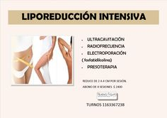 TRATAMIENTO REDUCTOR PREMIUN #Ultracavitación - Nueva Figura $2400 en vez de $3200 #promociones