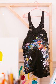 Urban Outfitters - Blog - UO Studio Visits: Kindah Khalidy