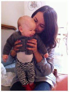 Amelia with Dulcie! #dulciedornan #ameliawarner
