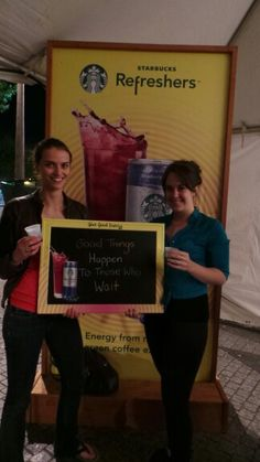 :) #StarbucksRefreshers #GiveGoodEnergy