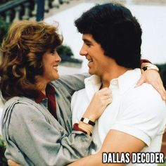 Love this shot of #LindaGray and #PatrickDuffy from 1979.