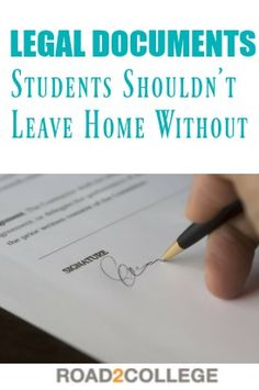 roommate agreement template 20   Apartment Marketing   Pinterest     FERPA Waiver and Other Legal Documents To Sign Before Your Student Goes Off  To College